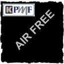 KPMF čierna matná s AIR FREE