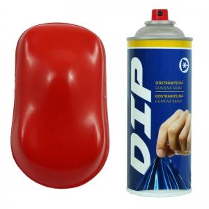 DIP sprej Červená