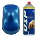 DIP sprej Modrá metalická