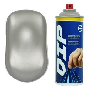 DIP sprej Strieborná metalická