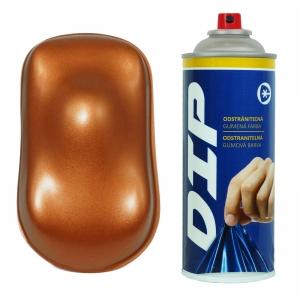 DIP sprej Medená metalická