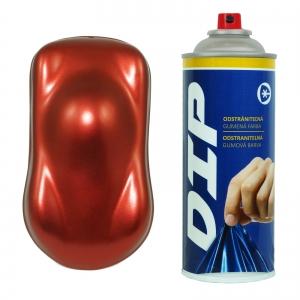 DIP sprej Červenomedená metalická
