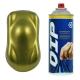 DIP sprej Olivovo - zlatá metalíza