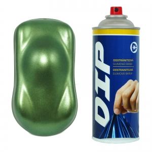DIP sprej Jablkovozelená metalická