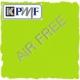 KPMF limetková zelená matná s AIR FREE