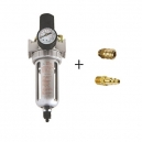 Vzduchový filter s regulátorom tlaku