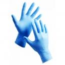 Ochranné nitrilové rukavice